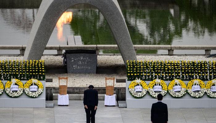 ہیروشیما 3 دن،  3 رات جلتا رہا، لوگ پگھل کر مرتے رہے، ایٹمی حملے کے 75سال مکمل