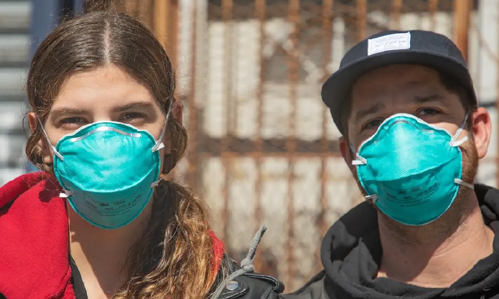 کورونا وائرس کا مریضفضا کو بھی آلودہ کرسکتا ہے،تحقیق