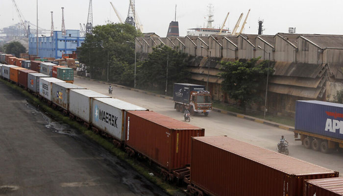 بھارت کی بندرگاہ پر بھی امونیم نائٹریٹ سے بڑی تباہی کا خدشہ