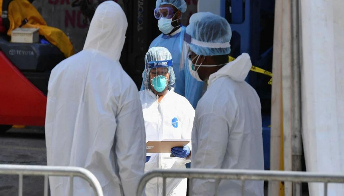 برطانیہ کے کورونا وائرس وارڈز خالی ہوگئے، کووڈ 19 مریضوں میں99 فیصد تک کمی ہوگئی