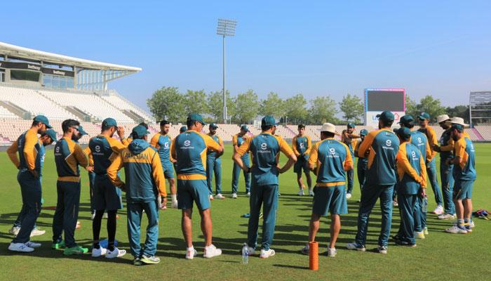 ساؤتھمپٹن، پاکستان نے دوسرے ٹیسٹ کی تیاریاں شروع کردیں، ٹیم میں تبدیلی کا امکان کم