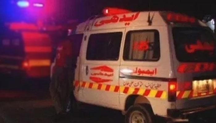 ٹریفک حادثات اور دیگر واقعات میں خاتون سمیت 6 افراد جاں بحق