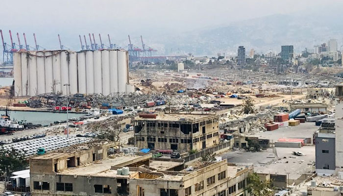 بیروت کو اڑا دینے والے کیمیکلز کے مالک کون تھے؟ کوئی بھی سامنے نہیں آئیگا