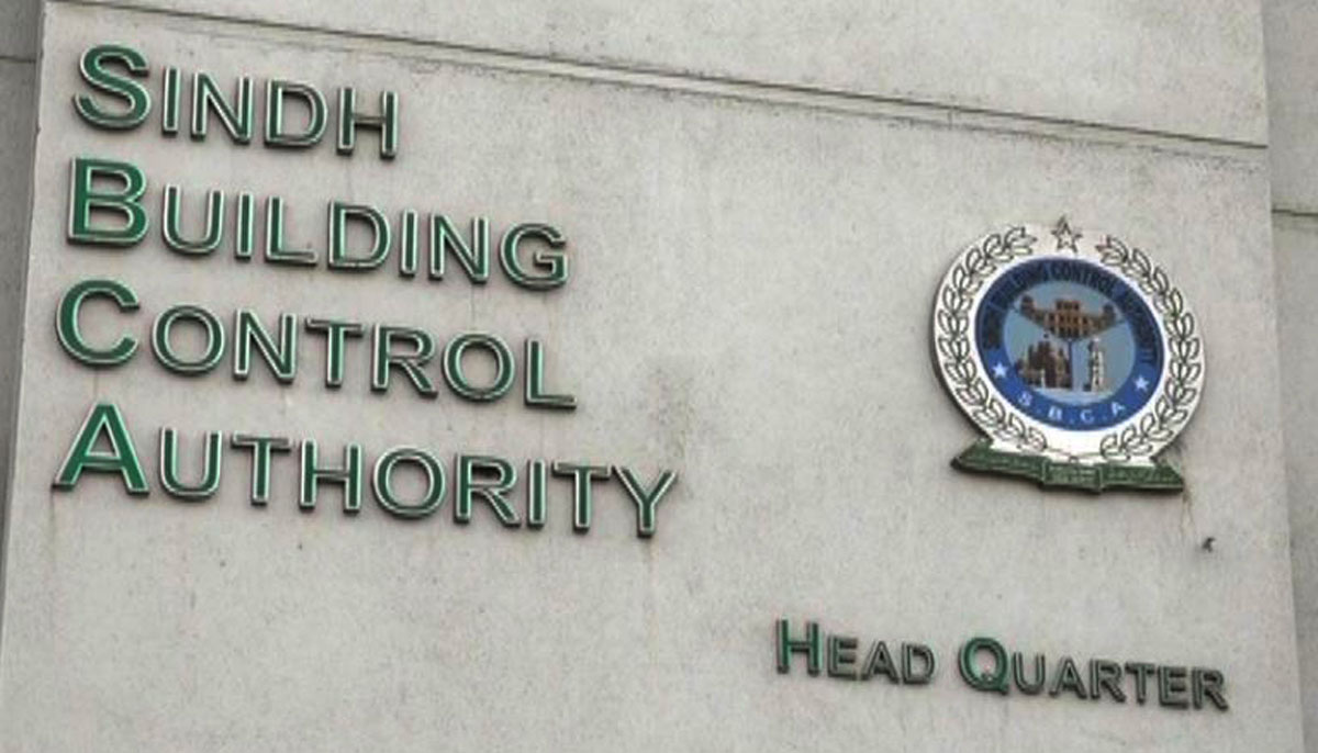 ایس بی سی اے،غیرقانونی تعمیرات کے خلاف کارروائی، منہدم وسربمہر