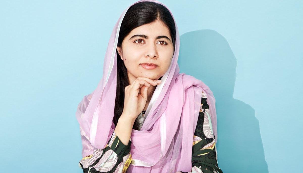عالمی یوم نو جوانان،ملالہ یوسفزئی تیسرے نمبر پرمتحرک ترین نوجوان رہنما