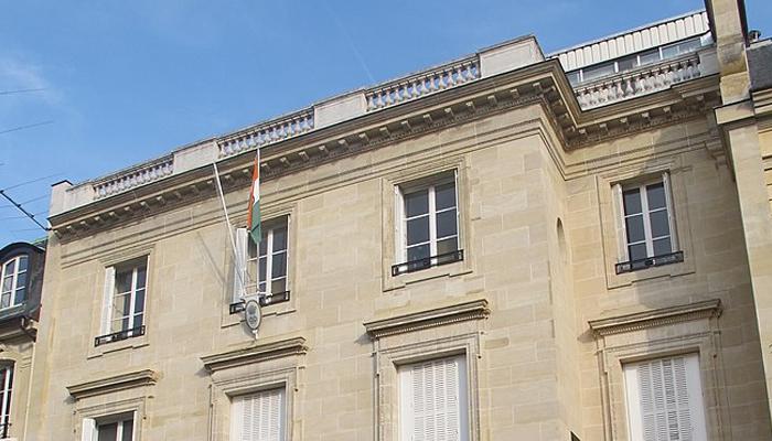 فرانس میں بھارتی سفارتخانے کے باہر احتجاجی مظاہرہ کیا جائے گا