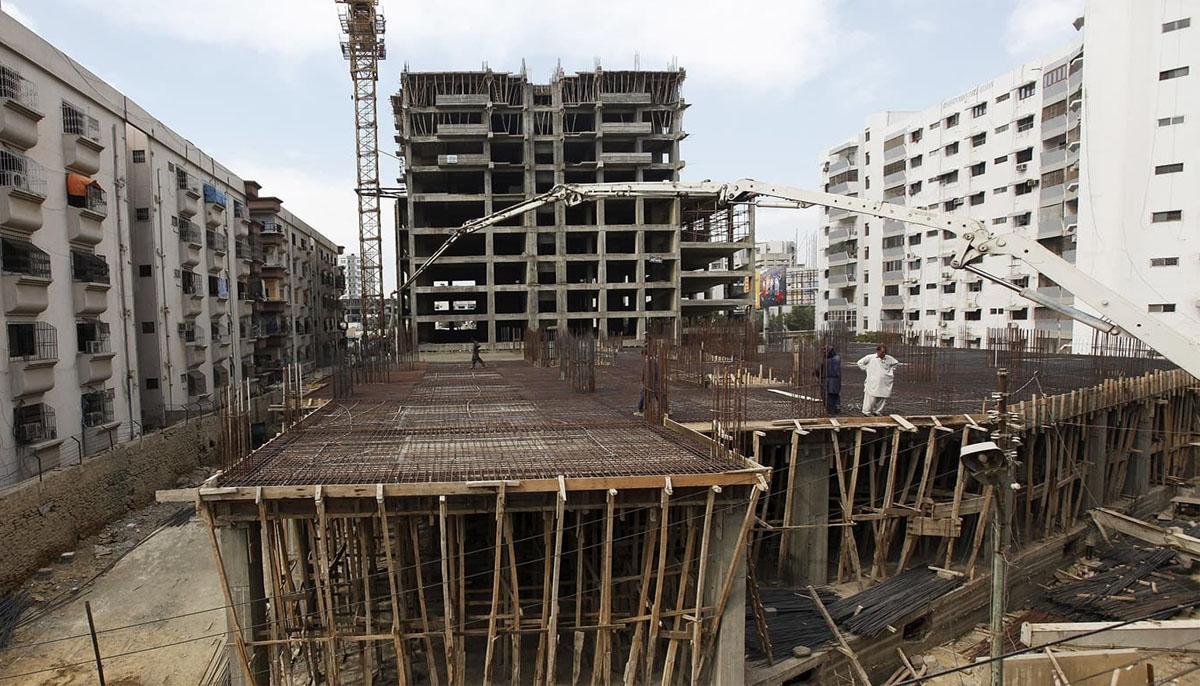 تعمیراتی صنعت کو ٹیکس مراعات 40پراجیکٹس ایف بی آر میں رجسٹرڈ