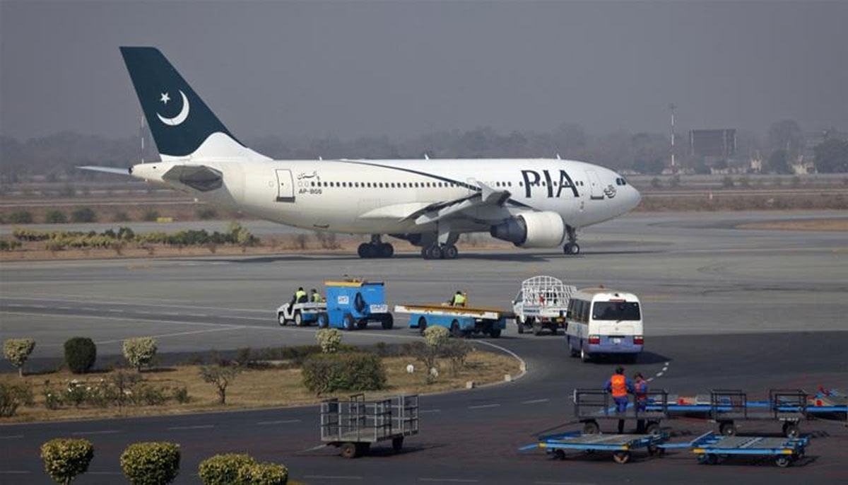 کراچی میں موسم کی خرابی ،سعودی عرب سے آنیوالی پرواز کی نوابشاہ ایئرپورٹ پر لینڈنگ
