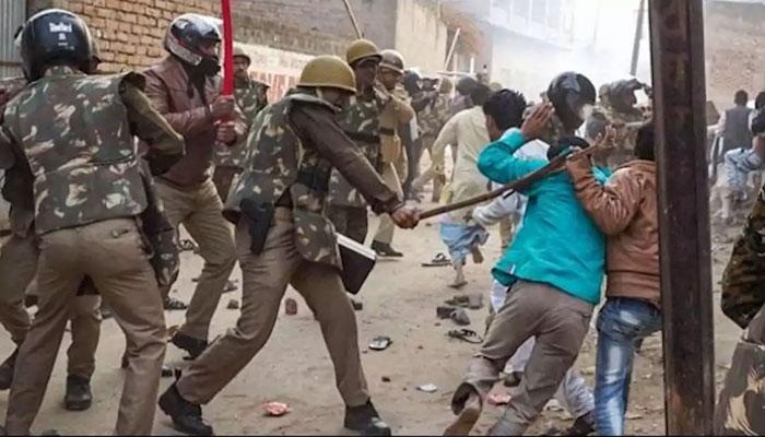 دلی مسلم کش فسادات میں پولیس  نے بھی حصہ لیا، ایمنسٹی انٹرنیشنل