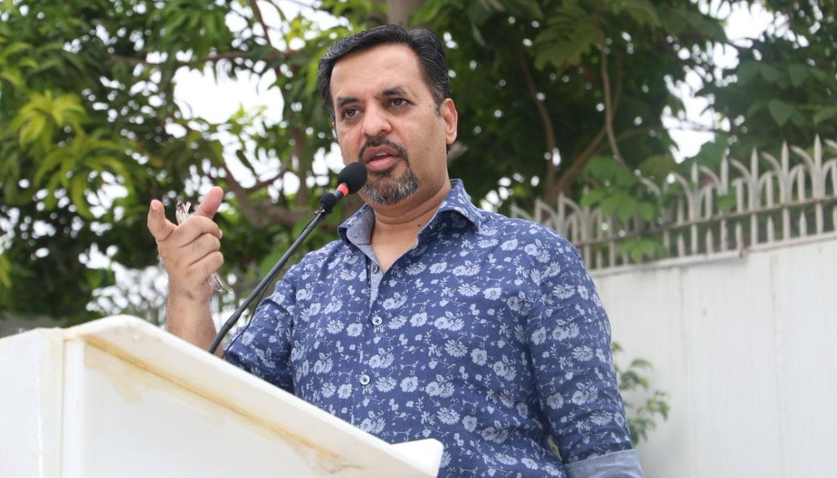کراچی کو امدادی پیکیج نہیں حق دلوانے کی ضرورت ہے، مصطفیٰ کمال