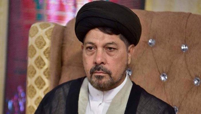 ناموس رسالت کیلئے کسی قربانی سے دریغ نہیں کیا، علامہ باقر عباس