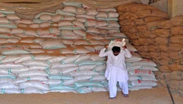 زرعی ملک کیلئے 20 لاکھ ٹن گندم کی درآمد افسوسناک ہے' افتخار مٹو