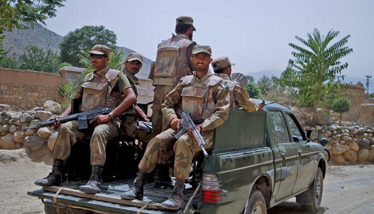 جنڈولہ ، سیکورٹی فورسز سے مقابلہ، دہشتگرد کمانڈر اسدبیٹنی مارا گیا