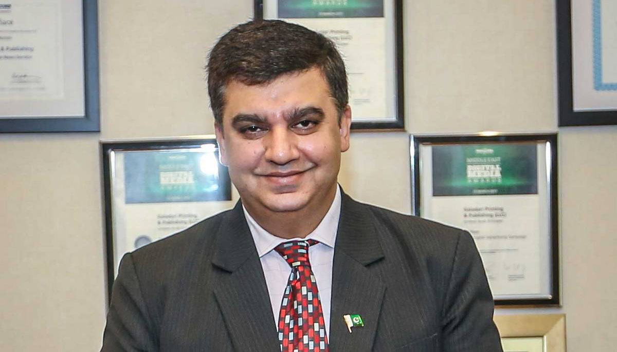 دبئی : پاکستانی سفارتخانے میںکمرشل قونصلر کی عدم موجودگی