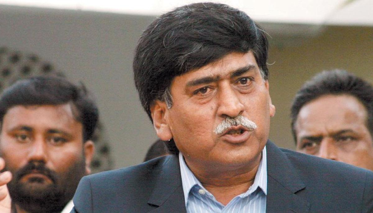 جزیروں پر نئے شہر کراچی کی زمین پر قبضے کی سازش ہے، آفاق احمد