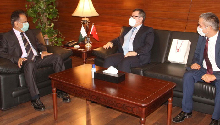 ترکی کے تعاون سے کراچی میں ٹرام سروس شروع کرنے پر اتفاق