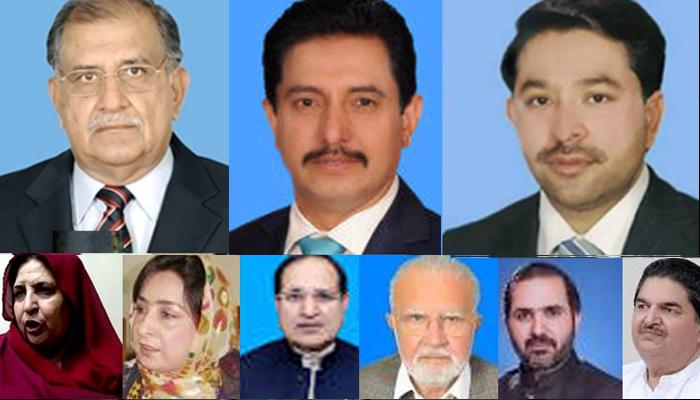 ن لیگ کے 9  ارکان پارلیمنٹ کی اہم اجلاس میں عدم شرکت