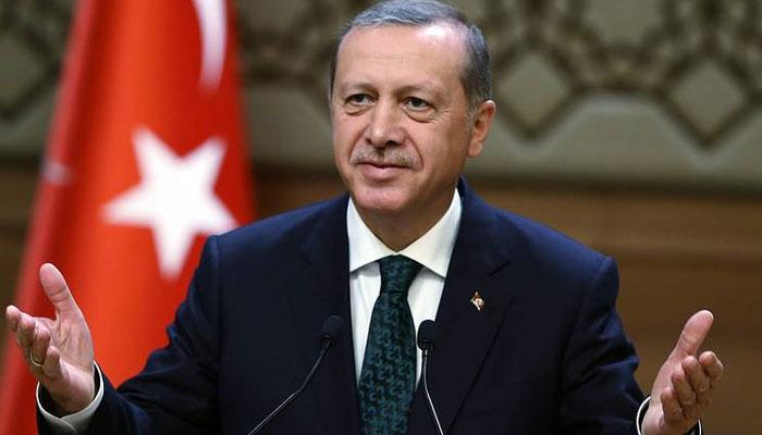 ترک صدر پاکستان سے مل کر بھارت کیخلاف سازش کررہے ہیں، بھارتی میڈیا