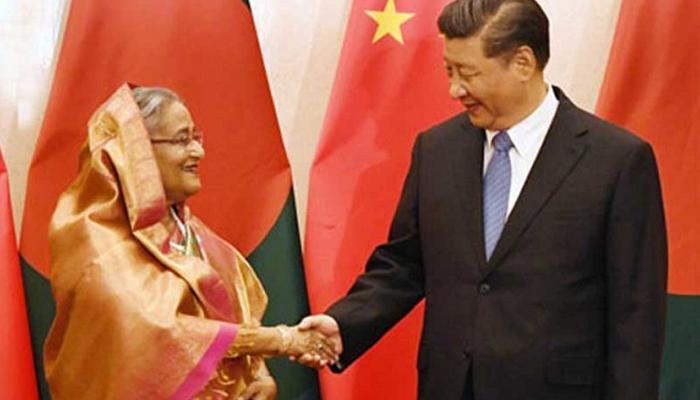 بنگلہ دیش کے بھارت سے تعلقات کمزور، چین سے مضبوط ہورہے ہیں