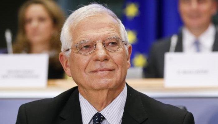 یورپی یونین نےایران پرنئی امریکی پابندیوں کو مسترد کردیا، امریکہ جےسی پی اواے کے تحت نئی پابندیاں عائد نہیں کرسکتا، جوزپ بوریل
