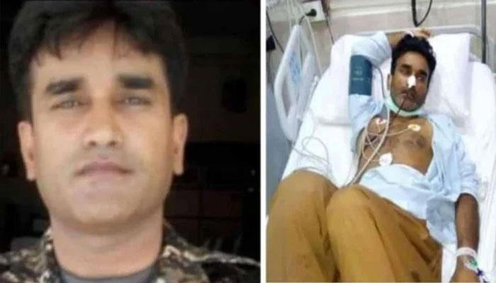 ائیرپورٹ پر  بچھو کے کاٹنے سے اے ایس ایف کا جوان جاں بحق