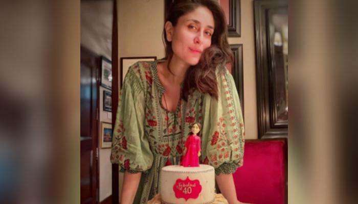 کرینہ کپور کا اپنی40ویں سالگرہ پر سوشل میڈیا پر پیغام جاری