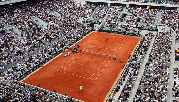 فرنچ ٹینس، پانچ کھلاڑیوں کو کورونا