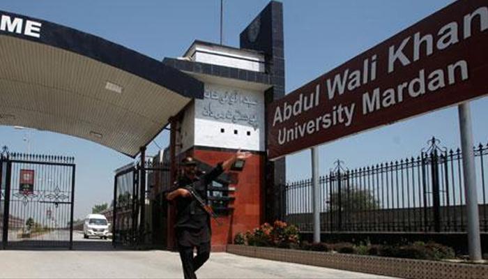 عبدالولی خان یونیورسٹی میں 2ارب 54کروڑ روپے کی بے قاعدگیاں