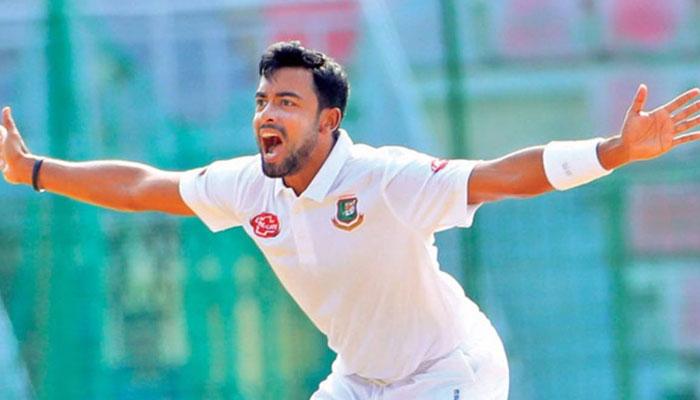دورہ سری لنکا سے قبل بنگلہ دیشی فاسٹ بولر ابو زید کا کورونا ٹیسٹ مثبت آگیا