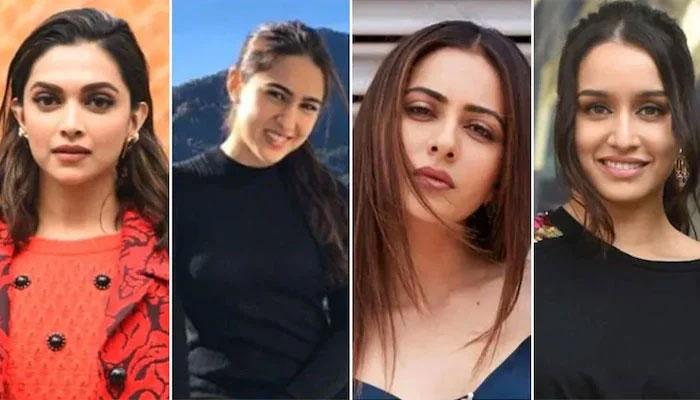 بولی وڈ منشیات کیس، دیپکا، شردھا ،سارہ علی خان اور راکول پریت طلب