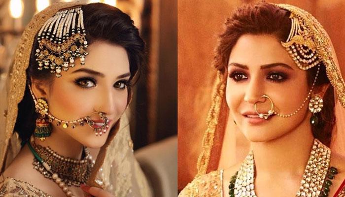 انوشکا شرما سے موازنہ کیا جانا بالکل پسند نہیں ہے، رمشہ خان