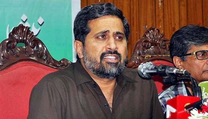 نواز شریف الطاف حسین پارٹII پاکستان کوتوڑنا چاہتے ہیں، فیاض چوہان