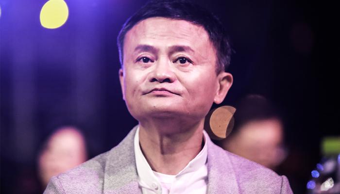 علی بابا کے بانی جیک ما سے چین کے امیر ترین شخص کا اعزاز چھن گیا