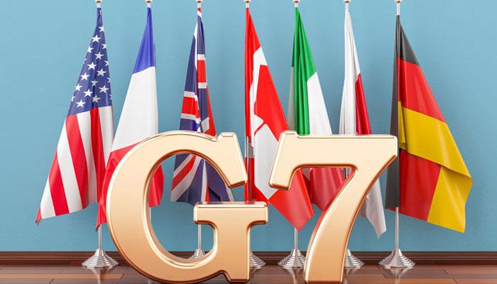 جی7وزرا خزانہ کا غریب ممالک کو قرضوں کی ادائیگی میں سہولت دینے پر زور
