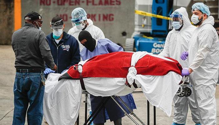 کورونا وائرس، امریکا میں کیسز 70 لاکھ سے تجاوز