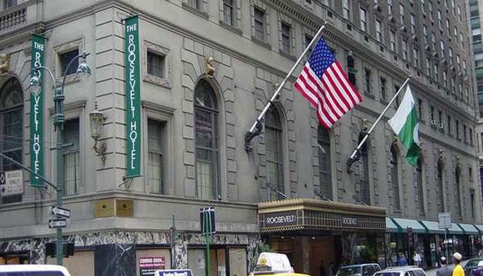 روز ویلٹ ہوٹل نیویارک کو زبردستی قبضے میں لینے کا خطرہ