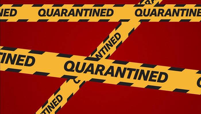 انگلینڈ میں قرنطینہ قواعد کی خلاف ورزی پر 10  ہزار پونڈ کا جرمانہ عائد کیا جاسکے گا