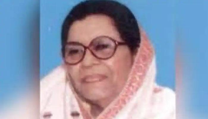 بھارتی ریاست آسام کی واحد خاتون وزیر اعلیٰ انورا تیمور آسٹریلیا میں انتقال کر گئیں