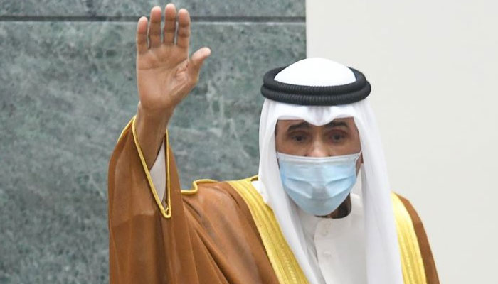 کویت ، نئے امیر نواف الاحمد نے حلف اٹھا لیا، خطے میں امن کیلئے زور