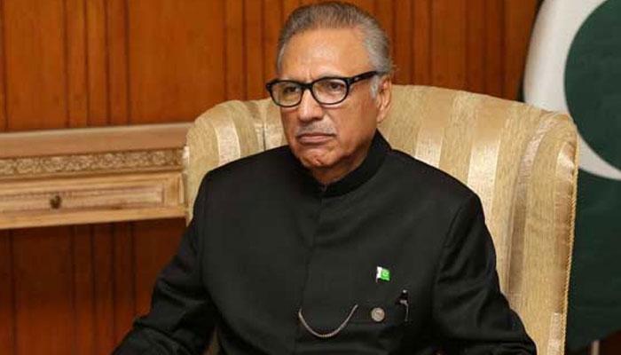 ملکر کام کرنے تک کراچی کے مسائل حل نہیں ہوسکتے، صدر علوی
