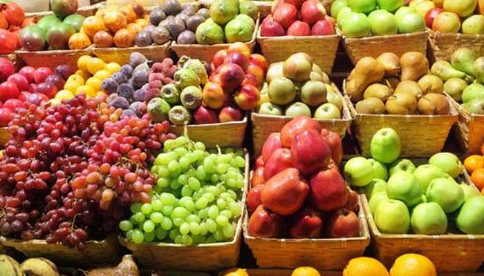 پھلوں سے دکانیں سج گئیں، قیمتوں میں اضافہ