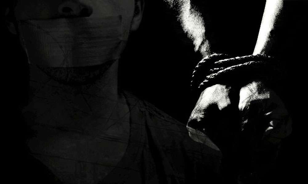 پنجگور میں ایران سے کراچی جانے والے چھ افراد اغواء