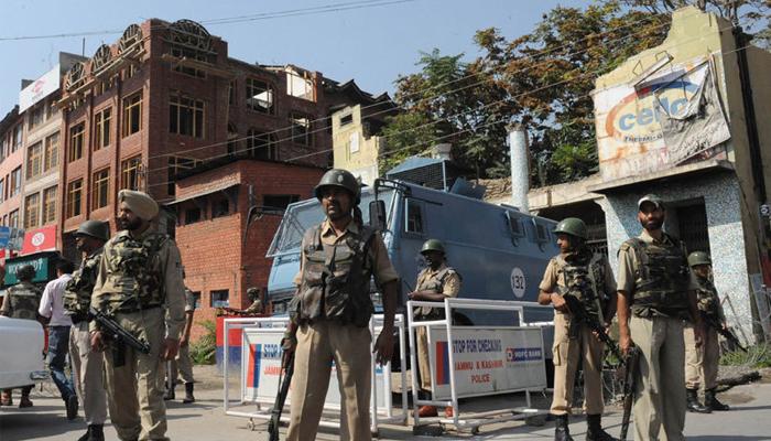مقبوضہ کشمیر میںبھارتی فوجی ڈیوٹی سے تنگ خودکشی اور ساتھیوںکے قتل میںاضافہ