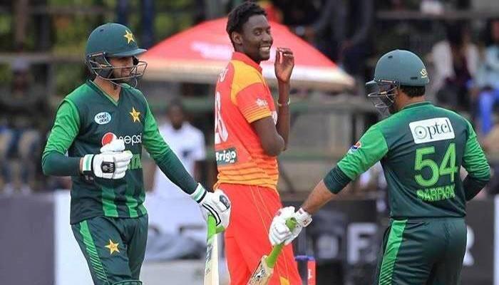 زمبابوے کے خلاف سیریز کے تمام میچز دن میں ہوں گے