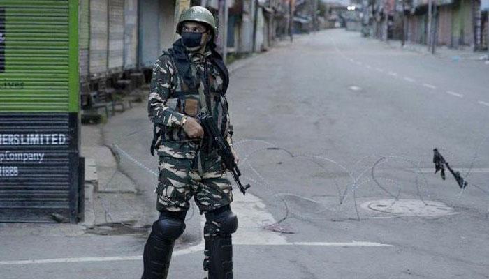 مقبوضہ وادی میں بھارتی ریاستی دہشتگردی میں 5 کشمیری شہید
