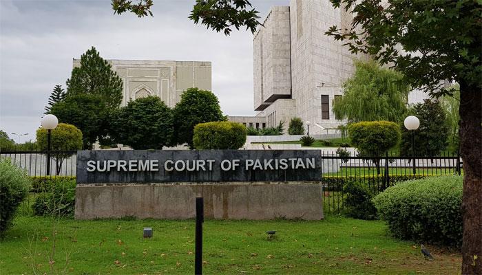 سپریم کورٹ، 120 عدالتیں بنانے کیلئے ایک ماہ کی مہلت