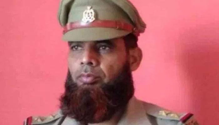اترپردیش، مسلمان پولیس اہلکار داڑھی رکھنے پر ملازمت سے معطل