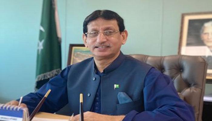 بھارتی لابی سوشل میڈیا کو پاکستان کیخلاف استعمال کررہی ہے،وزیرآئی ٹی