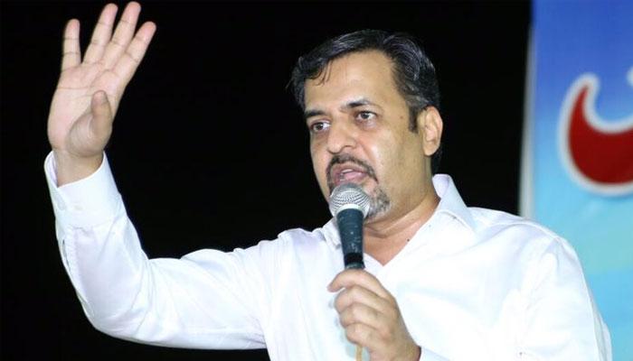 کراچی والوں کو اپنے مسائل کے حل کیلئے خود نکلنا ہوگا، مصطفیٰ کمال