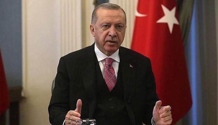 ترک صدر کی تنخواہ میں88 ہزار لیرا کا اضافہ
